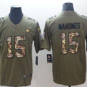 Kansas City Chiefs Patrick Mahomes Jersey 8